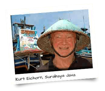 Kurt Eicchorn, Founder of All From Boats