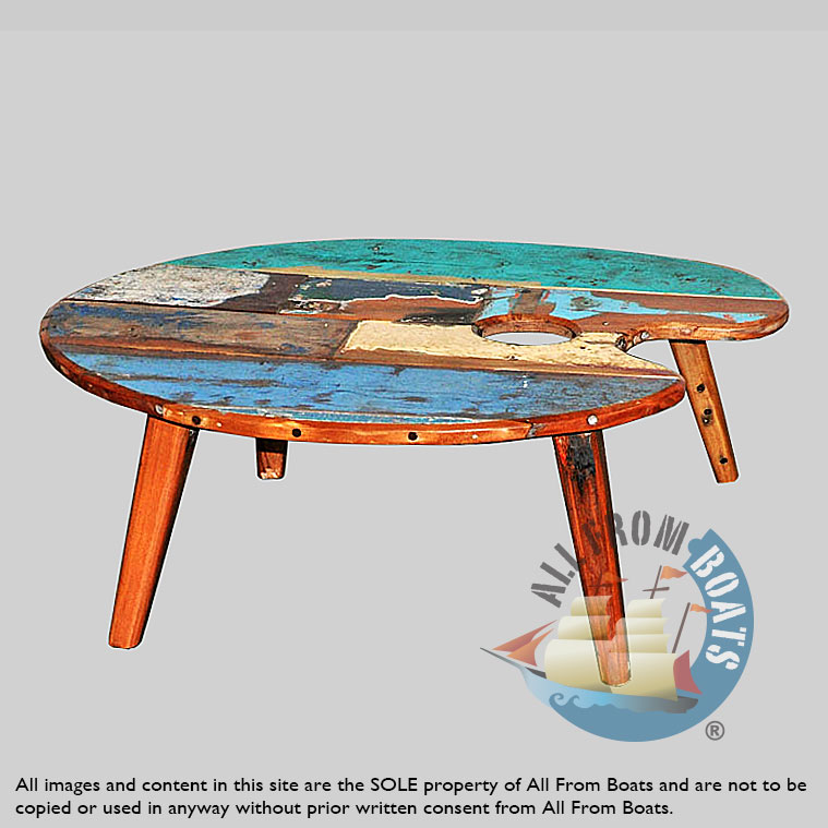 To Order Coffee Tables Boat Wood Coffee Table Apple