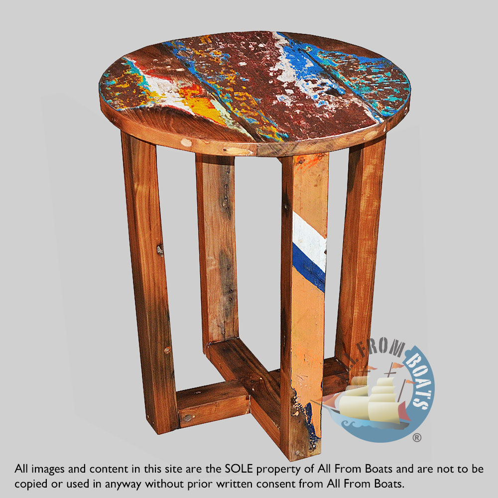 To Order Side Tables Table Round