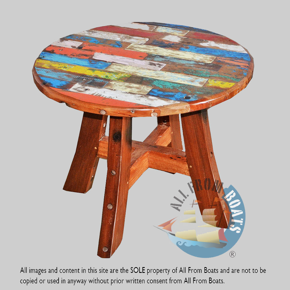 To Order Side Tables Round Table