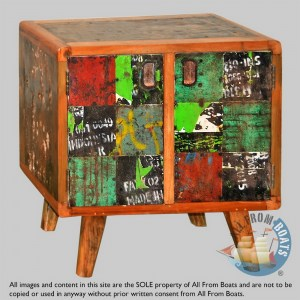 drum art sideboard