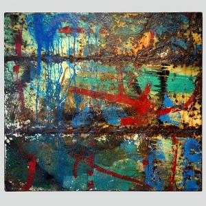 rust_art_gallery_abstract_iron_wall_decoration_painting_blue_green_red_ke83537