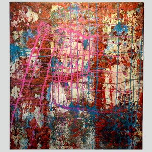 rust_art_gallery_abstract_iron_wall_decoration_painting_pink_blue_beige_angelblood_ke83543